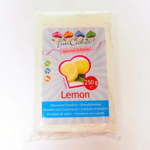 FunCakes Fondant Lemon - Zitronengeschmack