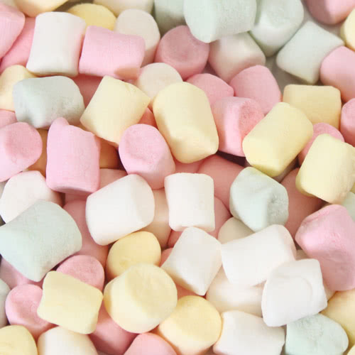 FunCakes Mini Marshmallows - Bunt