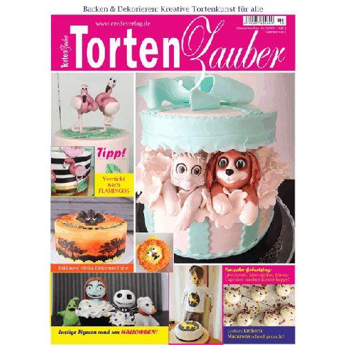 TortenZauber Magazin Ausgabe 10/2017