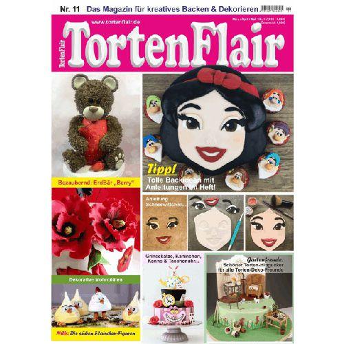 Tortenflair Magazin Ausgabe 11/18