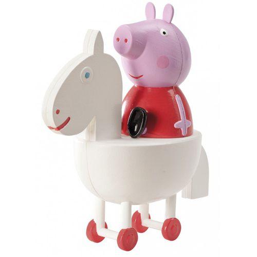 Dekora dekorative Tortenfigur Peppa Pig 11cm