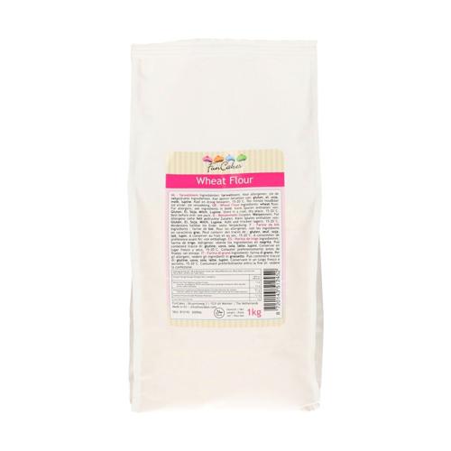 MHD 6/21 FunCakes Wheat Flour - Weizenmehl 1kg