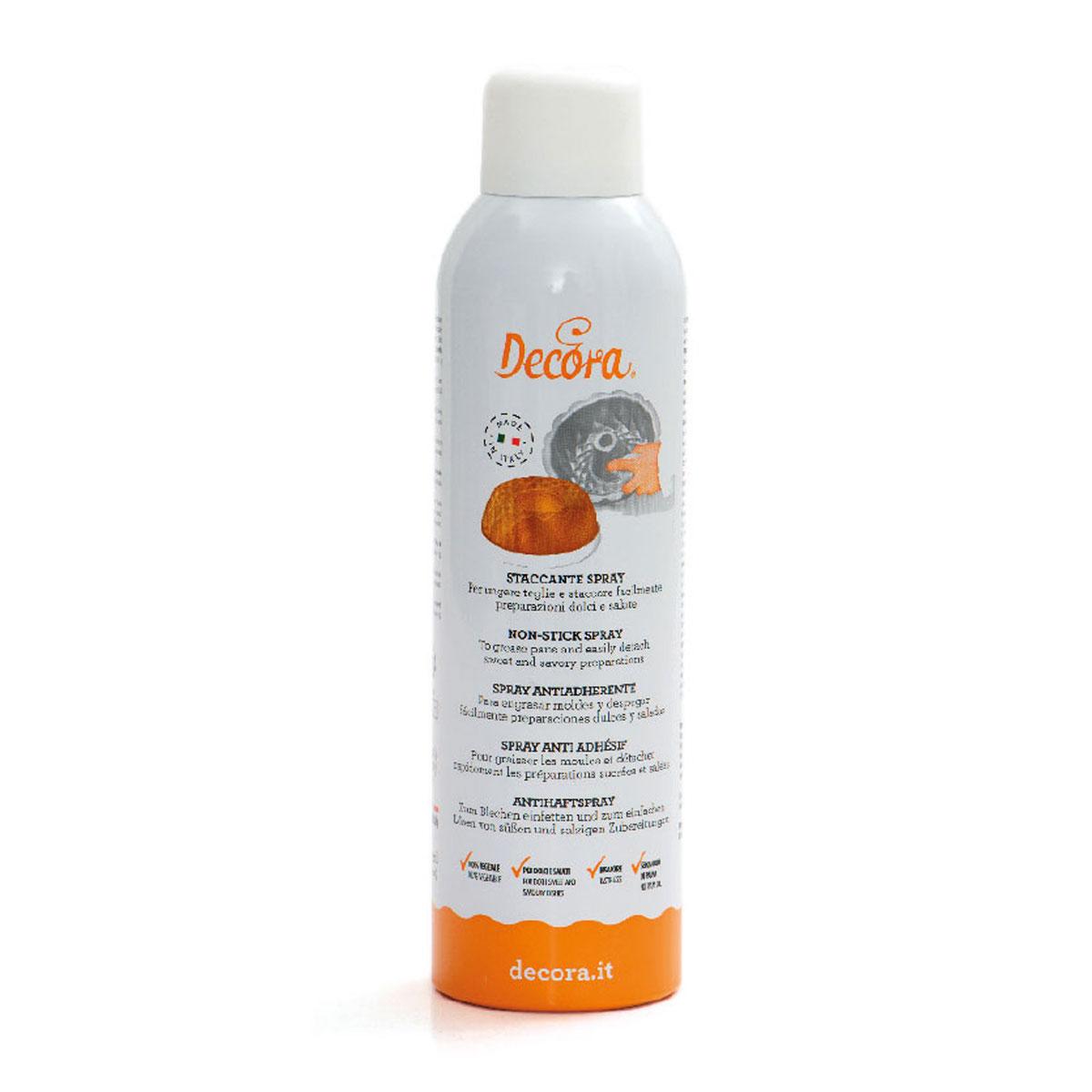 Decora Backtrennspray - Antihaftspray 250ml