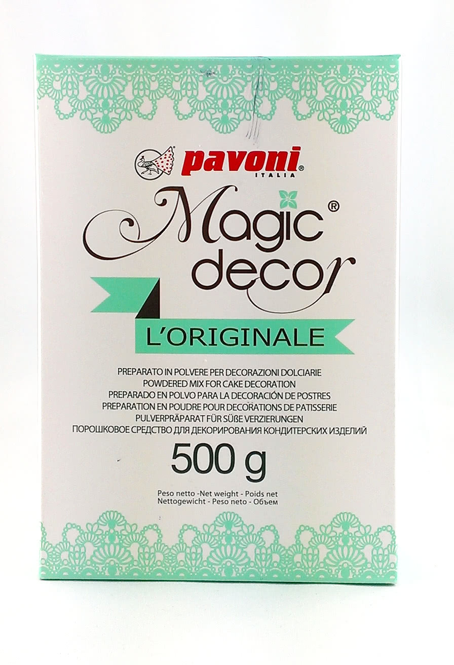 Magic Decor Pulver 500g