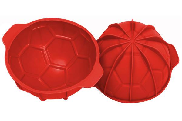 Silikomart Silikon- Backform Fussball - Goal