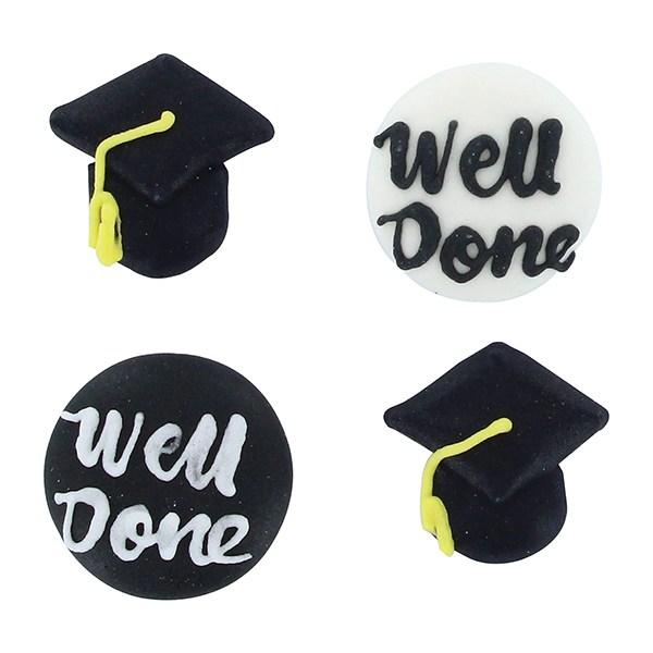 Culpitt Zuckerdekoration Absolventen - Abschluss