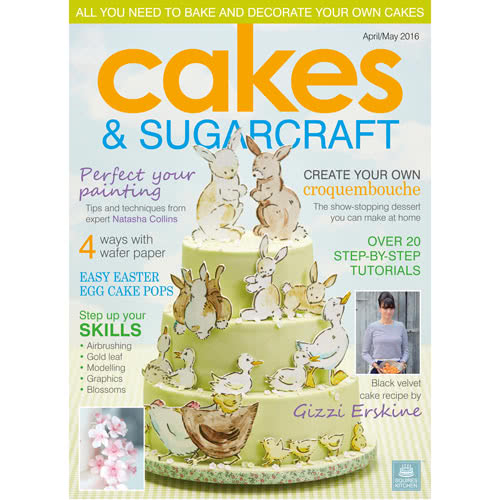 SK Cakes & Sugarcraft Issue 133