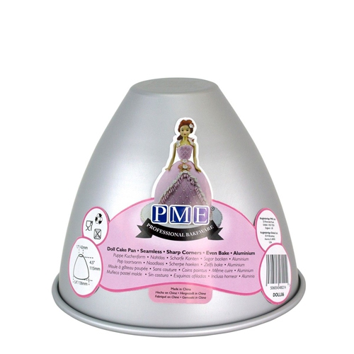 PME Backform - Doll Cake Pan Small
