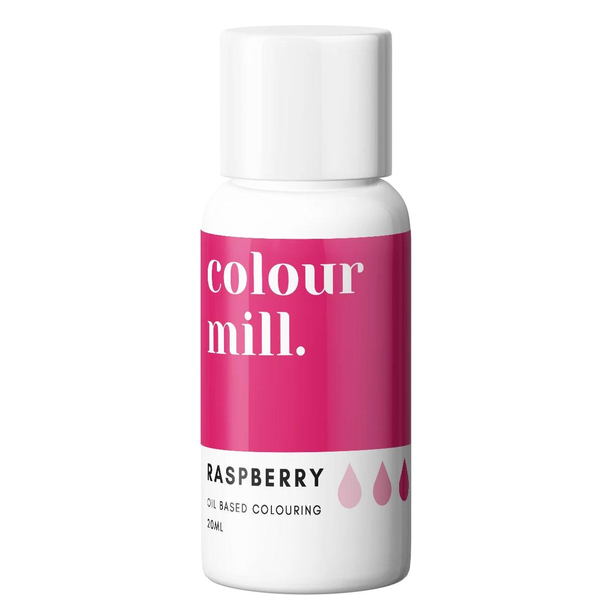 Colour Mill fettlösliche Lebensmittelfarbe - Raspberry 20ml