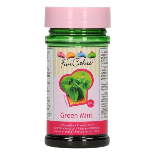 FunCakes Aromastoff Grüne Minze 100g