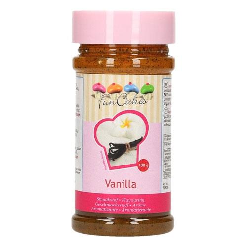Funcakes Aromastoff Vanille 100g