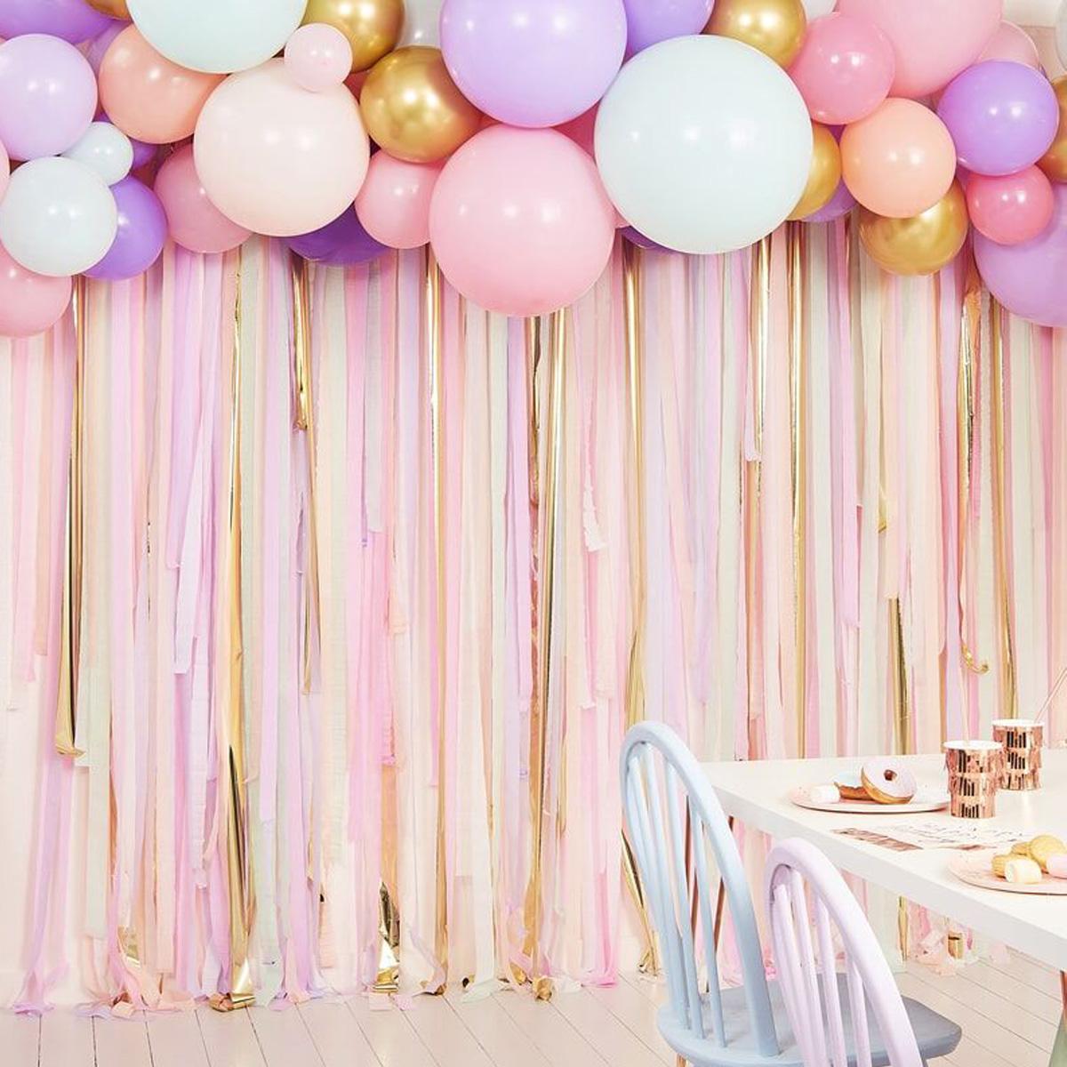 Ginger Ray Ballonbogen / Backdrop Pastel