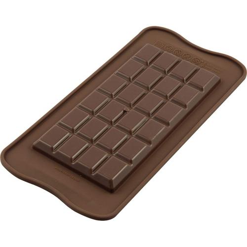 Silikomart Silikonform für klassische Schokoladentafel