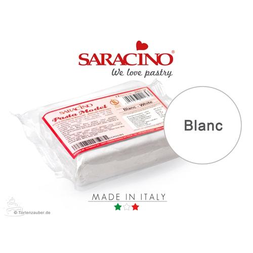 Saracino Modellierpaste - Weiß 250g