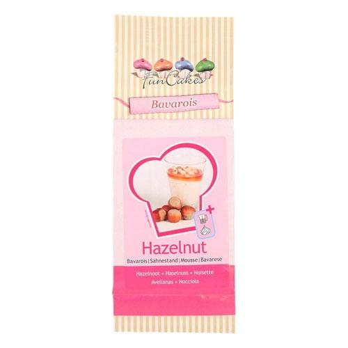 Funcakes Mix für Sahnestand - Haselnuss 150g