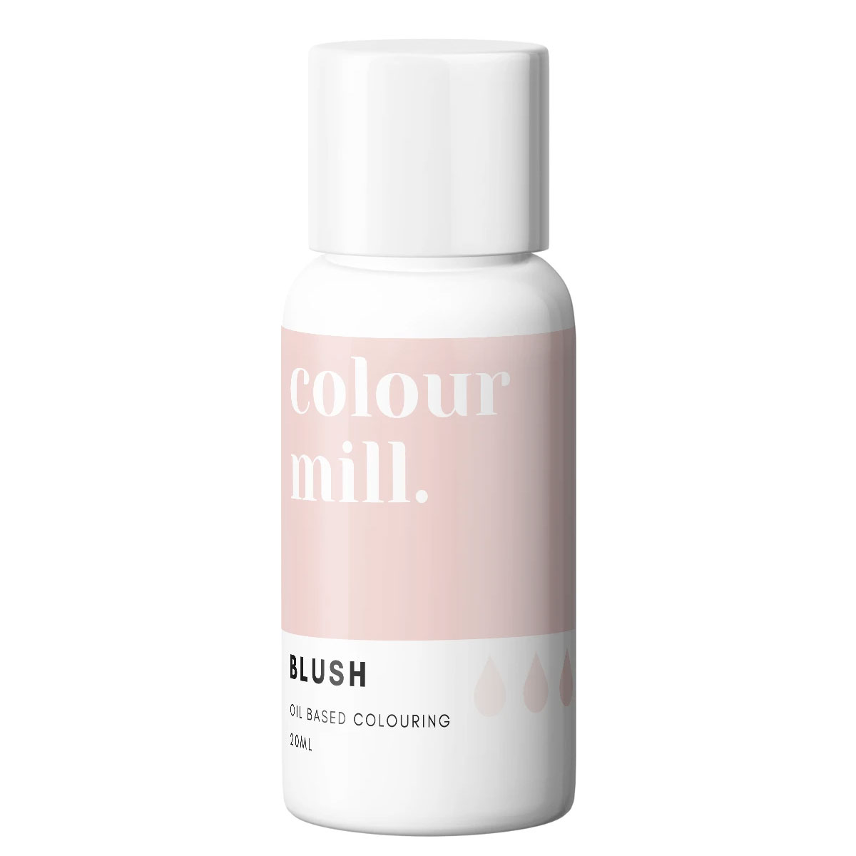 Colour Mill fettlösliche Lebensmittelfarbe - Blush 20ml