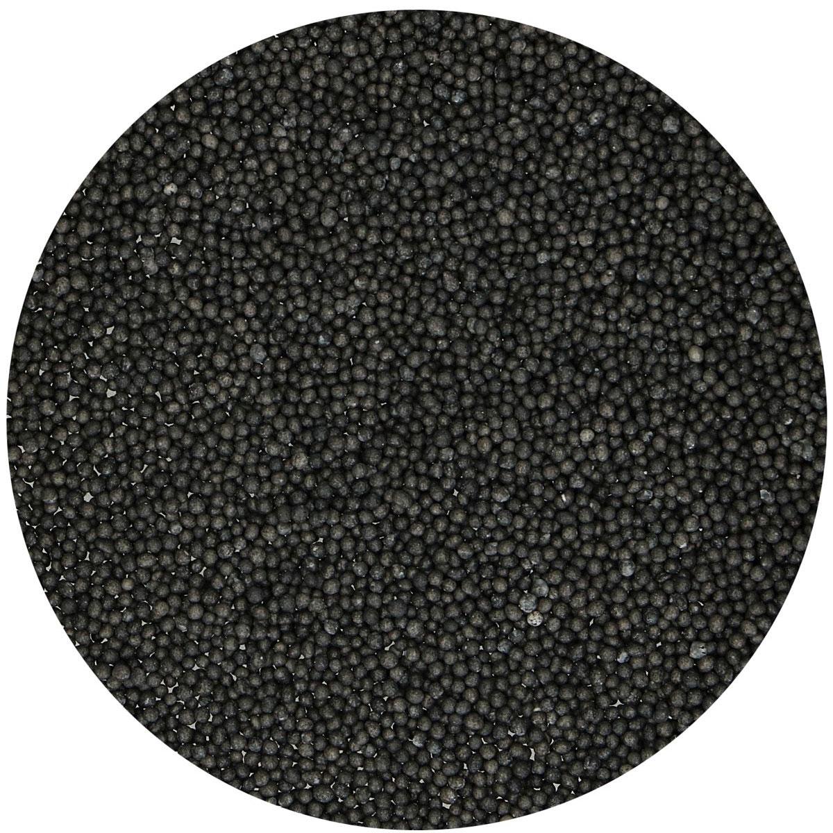 Funcakes Nonpareils Zuckerperlen - Schwarz 80g