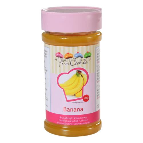 FunCakes Aromastoff Banane 120g