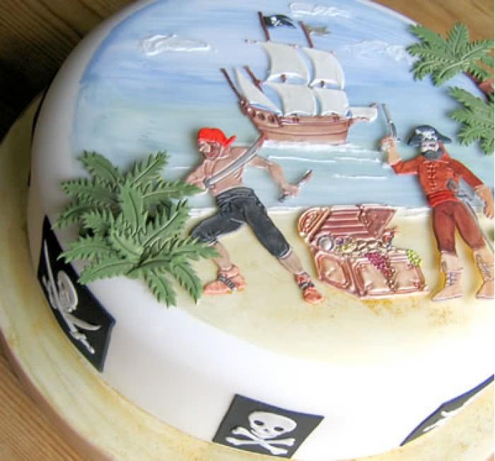 Patchwork Cutter Pirates