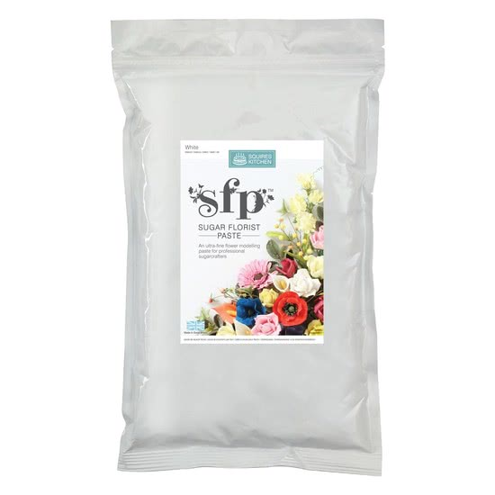SK Blütenpaste 1 kg White Sparpaket!