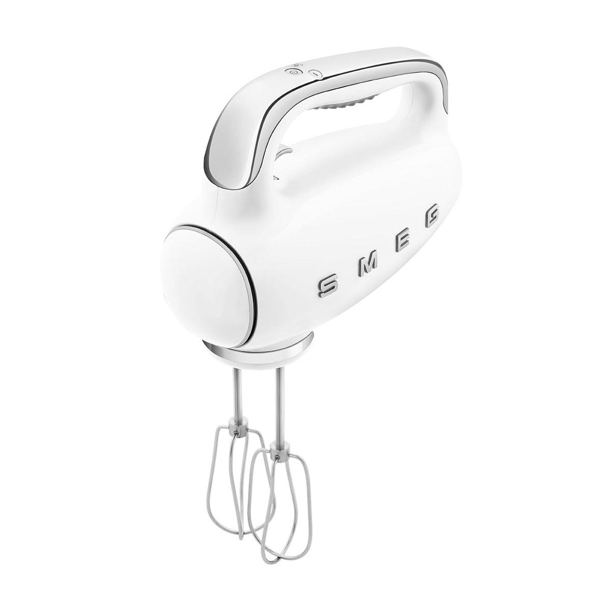 Smeg Retro Handmixer 50´s Style - Weiß