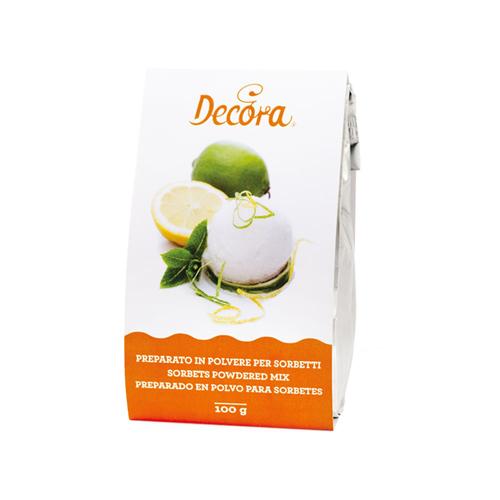 Decora Grundmischung 100g  - Mix für Sorbets