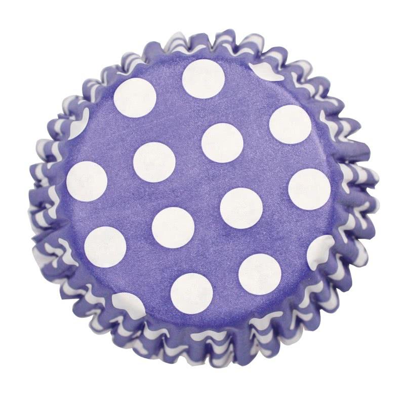 Culpitt Cupcake Förmchen Blau 54 Stück