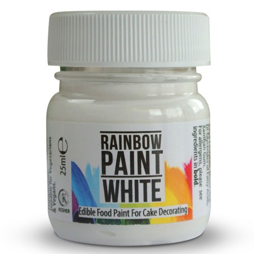 MHD 01/21 Rainbow Dust Malfarbe Paint white 25ml