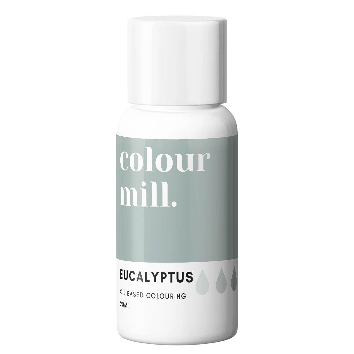 Colour Mill fettlösliche Lebensmittelfarbe - Eucalyptus 20ml