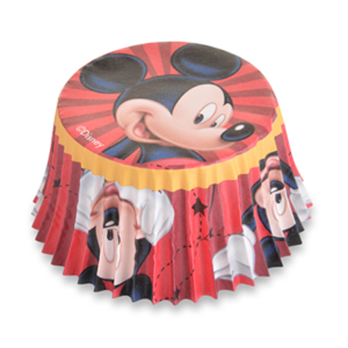 Cupcake Backförmchen - Micky Maus