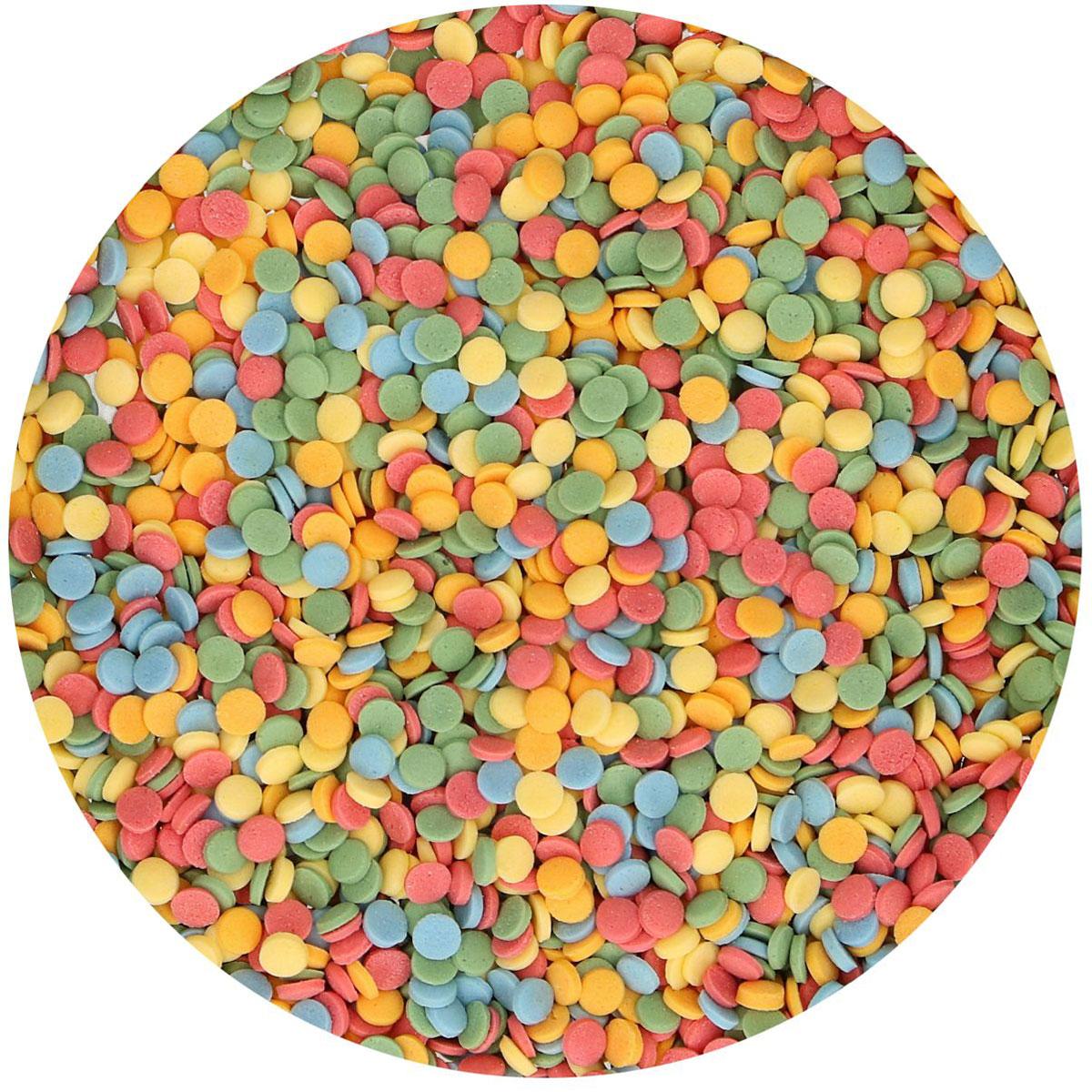 Funcakes Zuckerstreusel Mini Konfetti Mix 60g