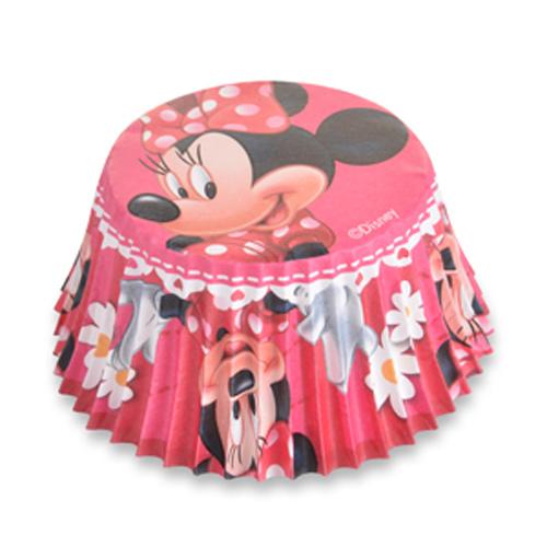Cupcake Backförmchen - Minnie Maus