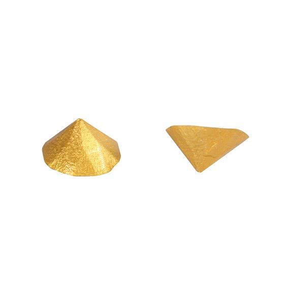 MHD 2/21 HOC Gelee Diamanten - Gold 20 Stk
