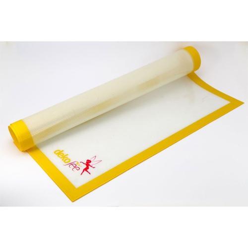 Dekofee Arbeitsunterlage Silikon Glasfaser 60x50cm