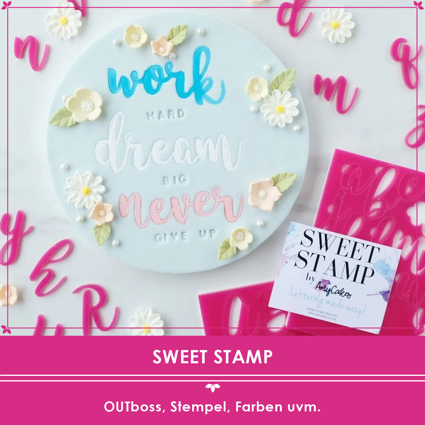 Beliebte Kategorie Sweet Stamp