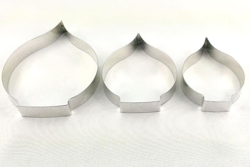 DAC Ausstecher Arum Lily Set- medium