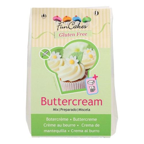 FunCakes Mix Buttercreme 500g - Glutenfrei