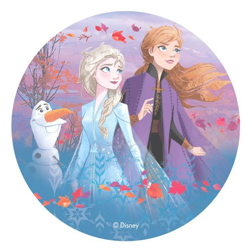 Tortenaufleger Esspapier Frozen 2 - die Eiskönigin Motiv 13