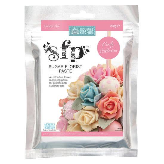 SK Blütenpaste Candy Pink, 200g