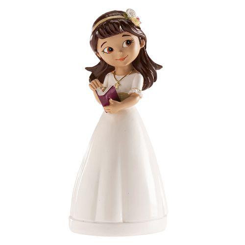 Figur Kommunion-Mädchen