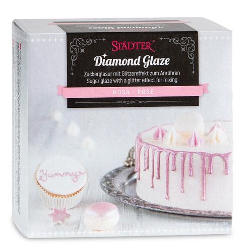 Städter Zuckerglasur - Diamond Glaze Rosa