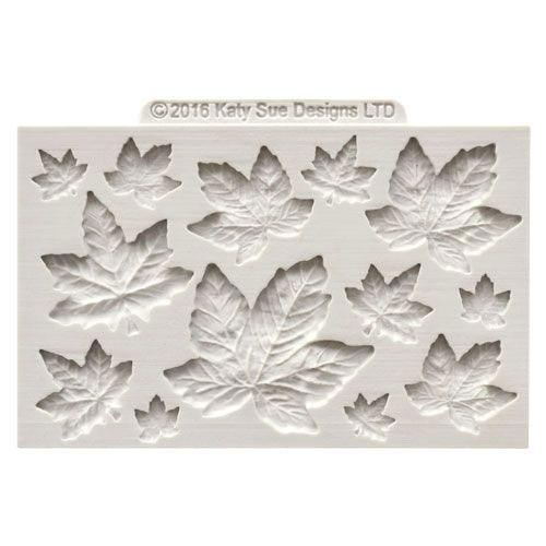 Katy Sue Mould - Maple Leaves