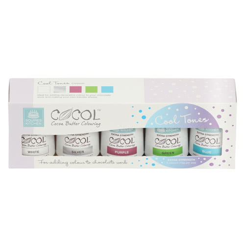 SK Cocol Cocoa Butter Colouring - Cool
