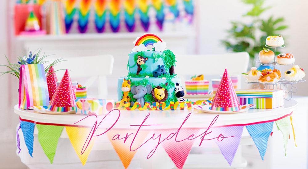 Kategorie Partydeko