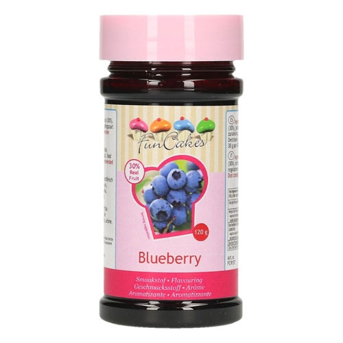 Funcakes Aromastoff Blaubeere 120g