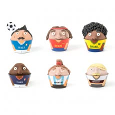 Cupcake Kit World Cup