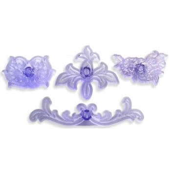 JEM Cutter Scrolls and Pansy