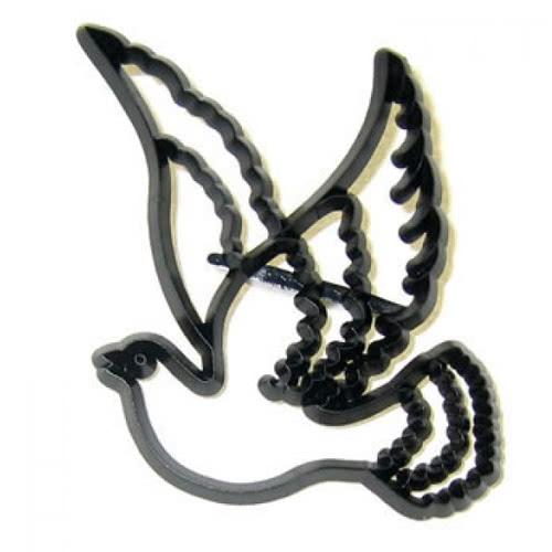 Patchwork Cutter Reverse Dove - Taube