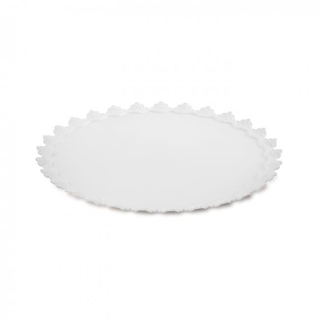 Sweetable Tortenteller - Weiss 34cm
