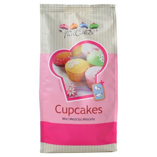 MHD 04/21 FunCakes Mix für Cupcakes 1Kg
